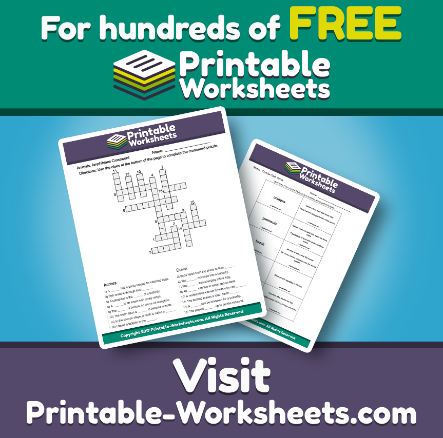 5th Grade | Printable-Worksheets